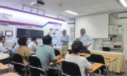 Tổ chức Kỳ thi đánh giá Kỹ năng nghề Đo kiểm cơ khí bậc 3 theo tiêu chuẩn Nhật Bản