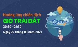 Hưởng ứng Chiến dịch giờ Trái Đất 2021