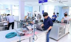 Nhà máy thông minh và robot với trí tuệ nhân tạo 2018
