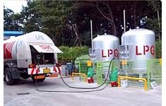 An toàn vận hành khí LPG